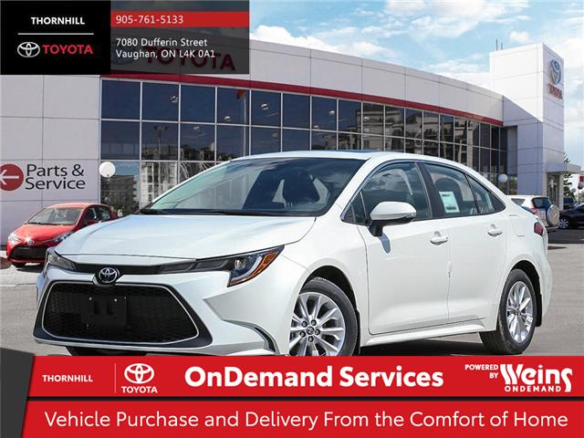 2020 Toyota Corolla XLE (Stk: 69103) in Concord - Image 1 of 24