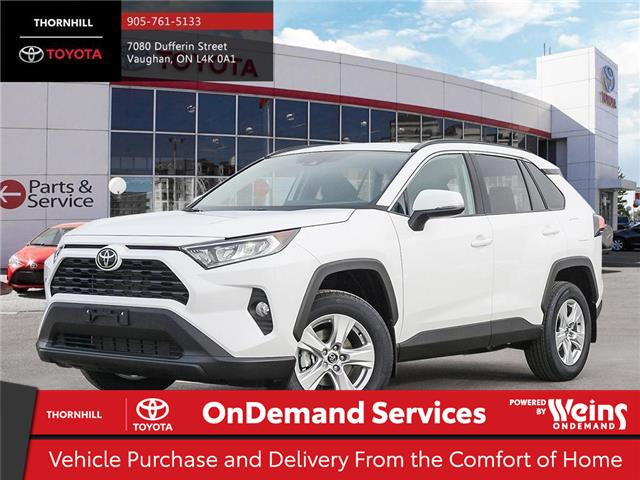 2020 Toyota RAV4 XLE (Stk: 70197) in Concord - Image 1 of 24