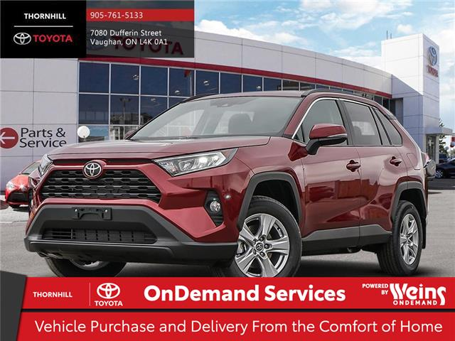 2020 Toyota RAV4 XLE (Stk: 70320) in Concord - Image 1 of 24