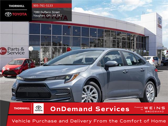 2020 Toyota Corolla SE (Stk: 70371) in Concord - Image 1 of 24