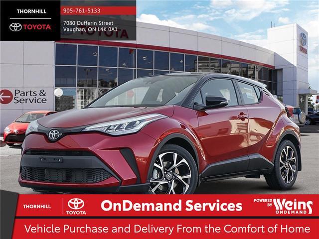 2020 Toyota C-HR XLE Premium (Stk: 70083) in Concord - Image 1 of 11