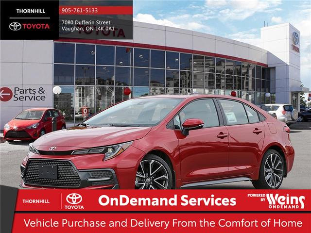 2020 Toyota Corolla XSE (Stk: 69691) in Concord - Image 1 of 13