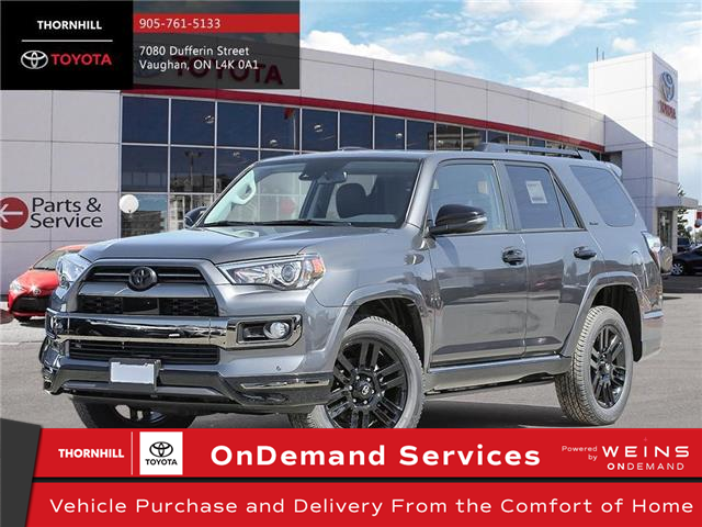 2020 Toyota 4Runner Base (Stk: 70117) in Concord - Image 1 of 22