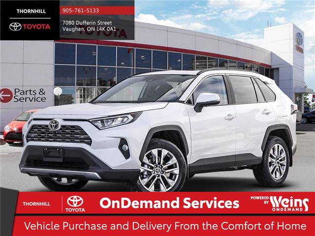 2020 Toyota RAV4 Limited (Stk: 70471) in Concord - Image 1 of 24
