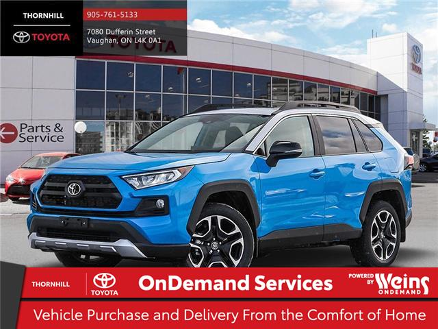 2020 Toyota RAV4 Trail (Stk: 70303) in Concord - Image 1 of 24