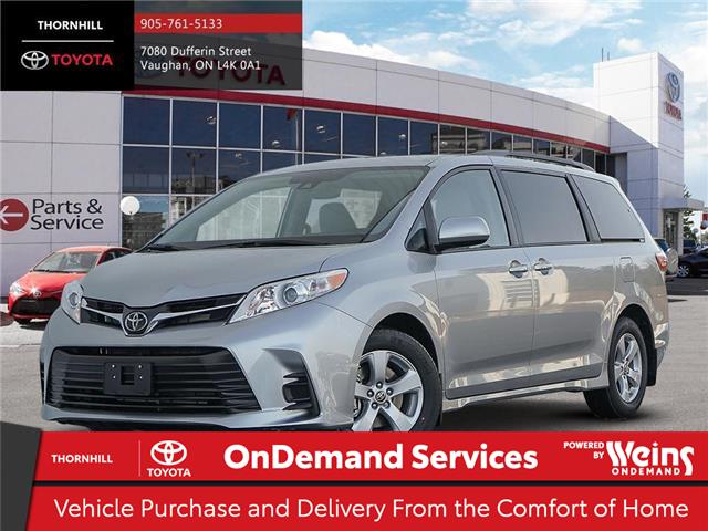 2020 Toyota Sienna LE 8-Passenger (Stk: 70401) in Concord - Image 1 of 24