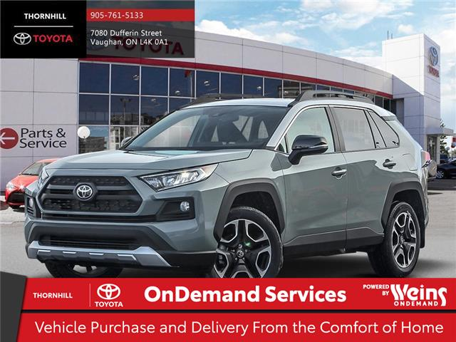 2020 Toyota RAV4 Trail (Stk: 70476) in Concord - Image 1 of 24