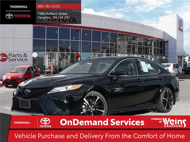 2020 Toyota Camry XSE (Stk: 70210) in Concord - Image 1 of 10