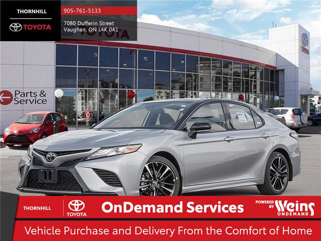 2020 Toyota Camry XSE (Stk: 70115) in Concord - Image 1 of 10