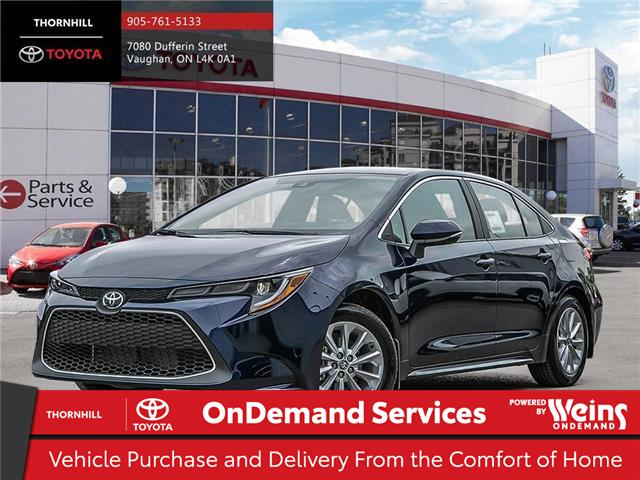 2020 Toyota Corolla XLE (Stk: 69176) in Concord - Image 1 of 24