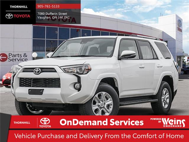 2020 Toyota 4Runner Base (Stk: 70657) in Concord - Image 1 of 24