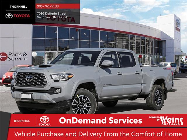 2020 Toyota Tacoma Base (Stk: 70081) in Concord - Image 1 of 24