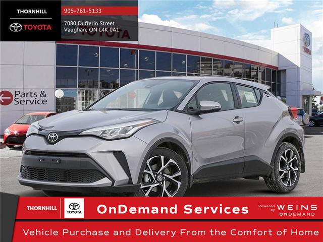 2020 Toyota C-HR XLE Premium (Stk: 70357) in Concord - Image 1 of 24