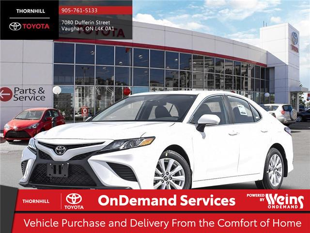 2020 Toyota Camry SE (Stk: 70137) in Concord - Image 1 of 25