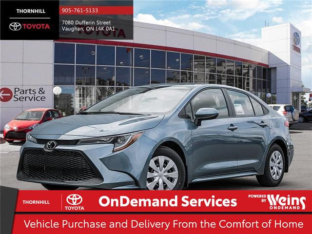 2020 Toyota Corolla L (Stk: 70369) in Concord - Image 1 of 24