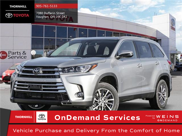 2019 Toyota Highlander XLE (Stk: 69812) in Concord - Image 1 of 24