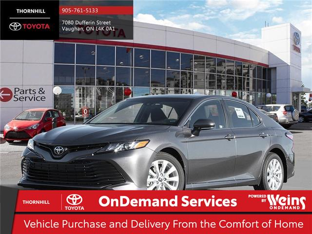 2020 Toyota Camry LE (Stk: 70360) in Concord - Image 1 of 23