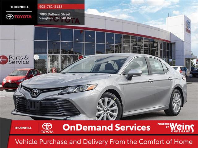 2020 Toyota Camry LE (Stk: 69961) in Concord - Image 1 of 24