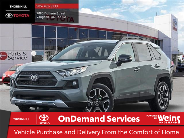 2020 Toyota RAV4 Trail (Stk: 70305) in Concord - Image 1 of 24