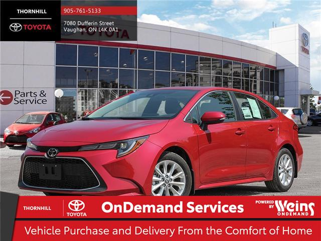 2020 Toyota Corolla XLE (Stk: 68751) in Concord - Image 1 of 24