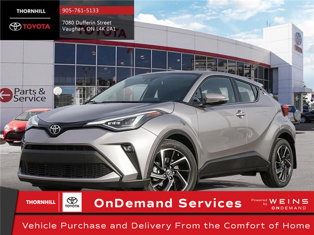 2020 Toyota C-HR Limited (Stk: 70283) in Concord - Image 1 of 24