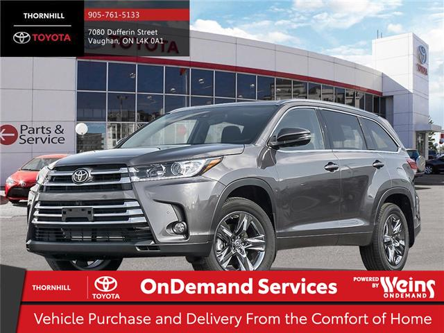2019 Toyota Highlander Limited (Stk: 69045) in Concord - Image 1 of 24