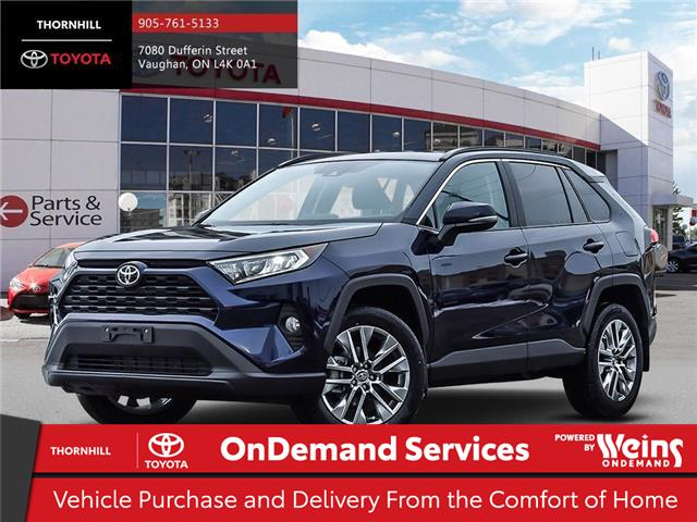 2020 Toyota RAV4 XLE (Stk: 70254) in Concord - Image 1 of 24