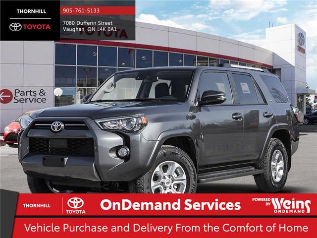 2020 Toyota 4Runner Base (Stk: 70681) in Concord - Image 1 of 24