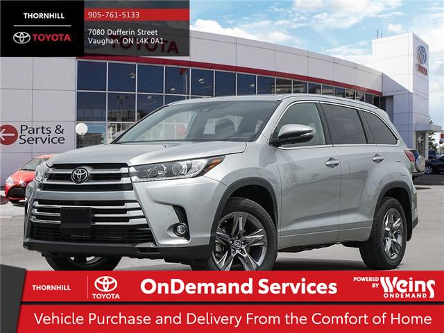 2019 Toyota Highlander Limited (Stk: 69216) in Concord - Image 1 of 24