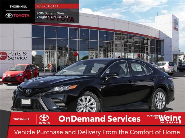 2020 Toyota Camry SE (Stk: 69836) in Concord - Image 1 of 24