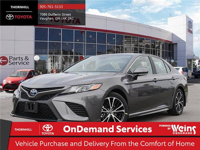 2020 Toyota Camry Hybrid SE (Stk: 70572) in Concord - Image 1 of 24