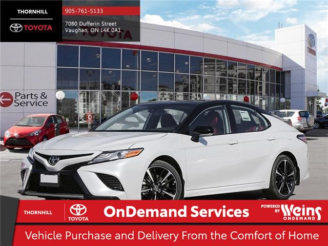 2020 Toyota Camry XSE (Stk: 70381) in Concord - Image 1 of 24