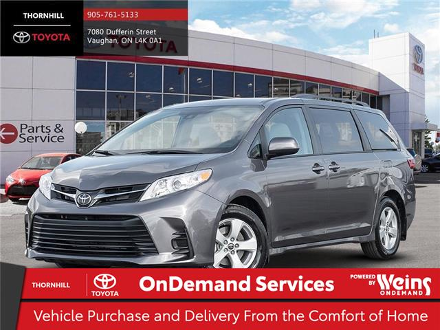 2020 Toyota Sienna LE 8-Passenger (Stk: 70629) in Concord - Image 1 of 24