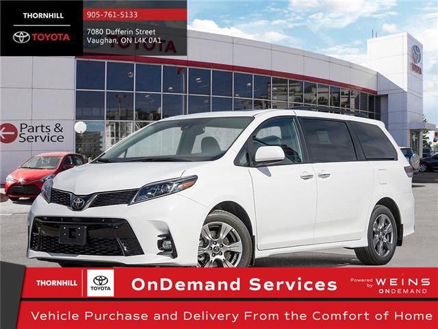 2020 Toyota Sienna SE 8-Passenger (Stk: 70373) in Concord - Image 1 of 24