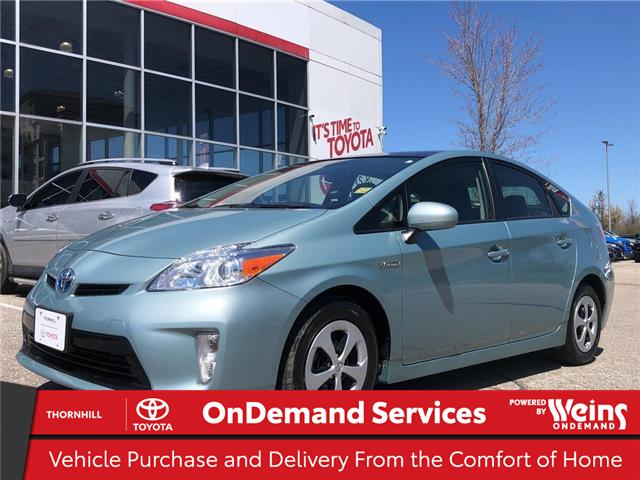 2015 Toyota Prius Base (Stk: U3233) in Concord - Image 1 of 20