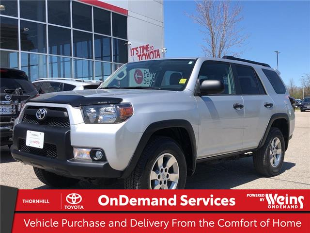2011 Toyota 4Runner SR5 V6 (Stk: 69728A) in Concord - Image 1 of 25