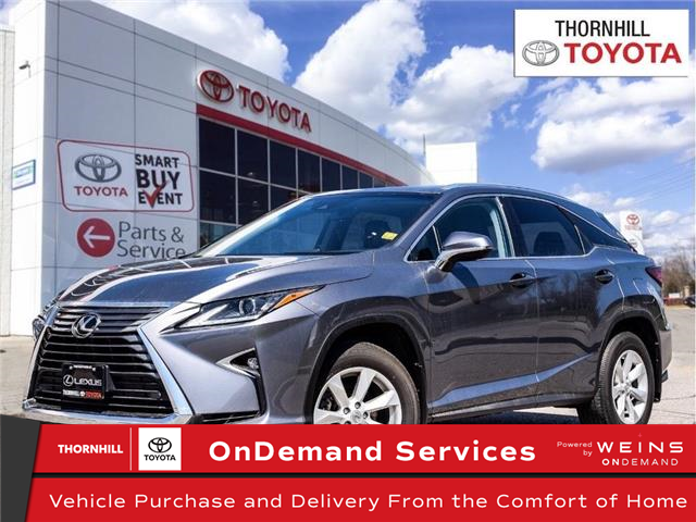 2017 Lexus RX 350 Base (Stk: U3064) in Concord - Image 1 of 28
