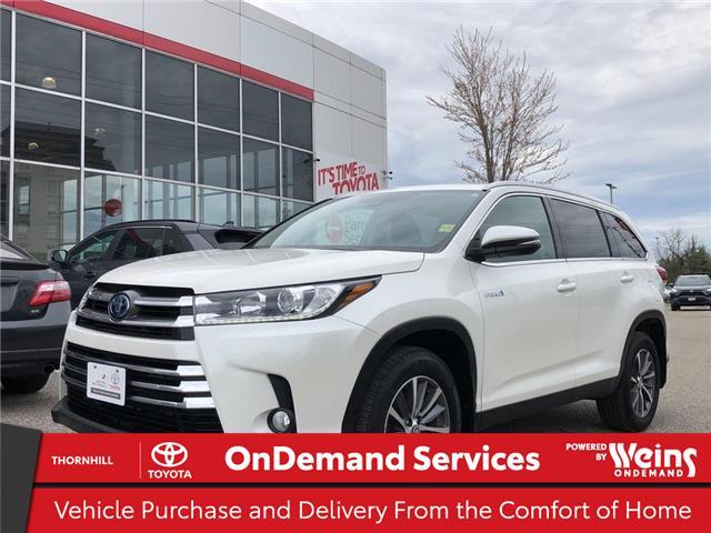 2019 Toyota Highlander Hybrid  (Stk: U3236) in Concord - Image 1 of 26
