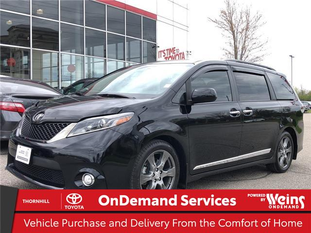 2017 Toyota Sienna SE (Stk: 70515A) in Concord - Image 1 of 24