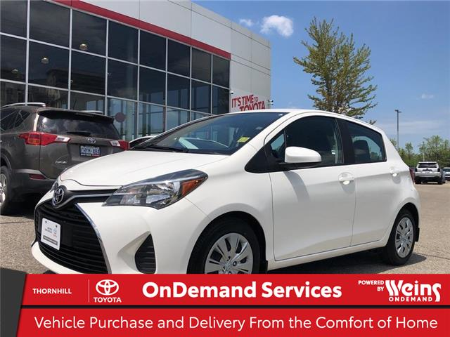 2016 Toyota Yaris LE (Stk: U3247) in Concord - Image 1 of 20