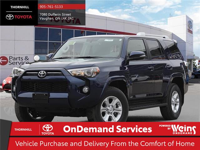 2020 Toyota 4Runner Base (Stk: 70711) in Concord - Image 1 of 23