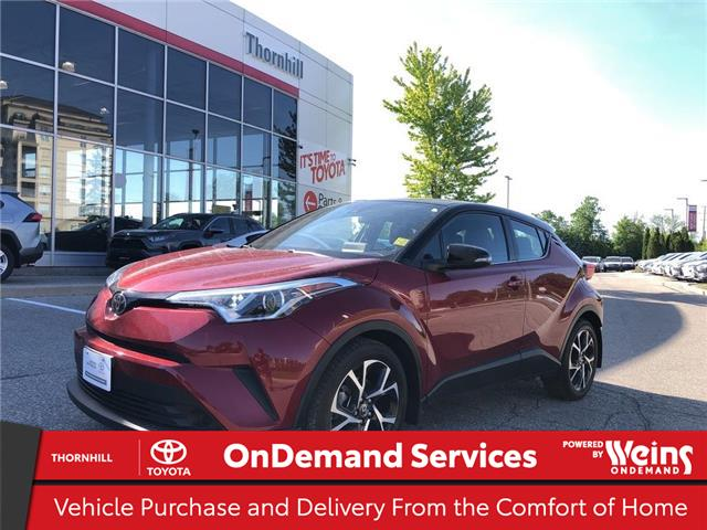2019 Toyota C-HR Base (Stk: 70683A) in Concord - Image 1 of 25