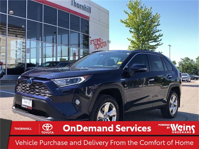 2019 Toyota RAV4 Hybrid Limited (Stk: 70541A) in Concord - Image 1 of 27