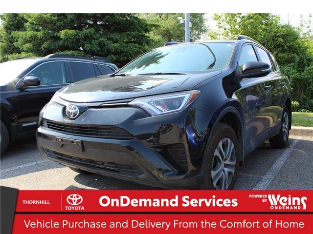 2017 Toyota RAV4  (Stk: U3327) in Concord - Image 1 of 1