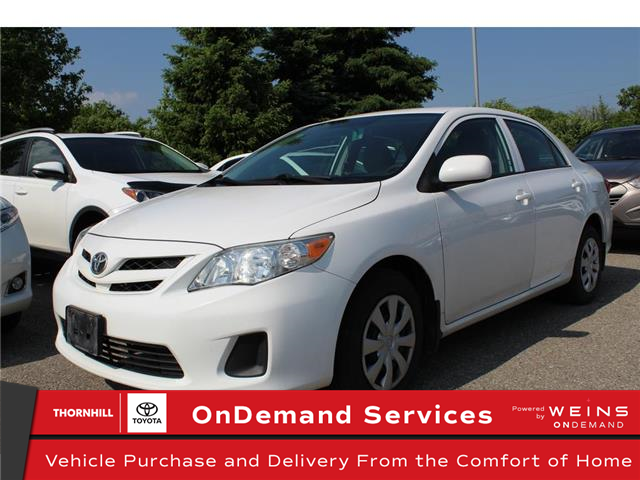 2013 Toyota Corolla  (Stk: 70712A) in Concord - Image 1 of 1