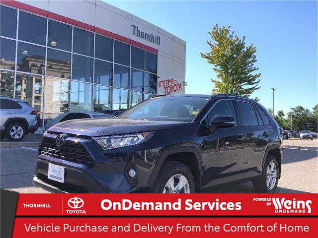 2019 Toyota RAV4 XLE (Stk: U3343) in Concord - Image 1 of 28