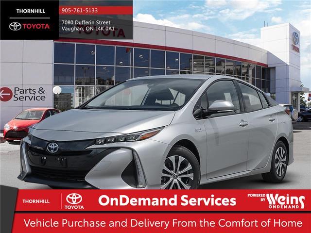 2020 Toyota Prius Prime Base (Stk: 70757) in Concord - Image 1 of 24