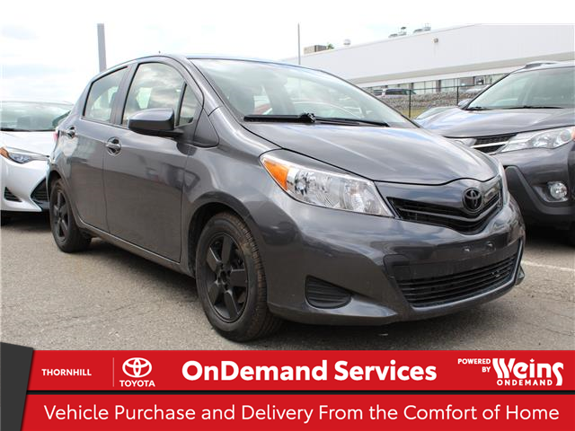2013 Toyota Yaris LE (Stk: U3057A) in Concord - Image 1 of 1
