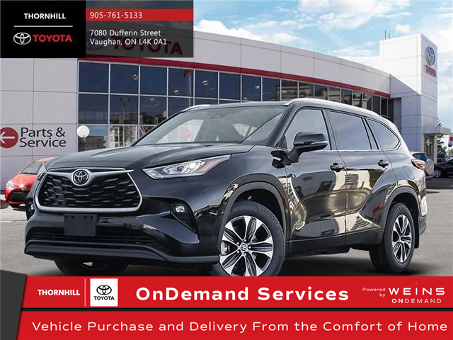 2020 Toyota Highlander XLE (Stk: 70895) in Concord - Image 1 of 16