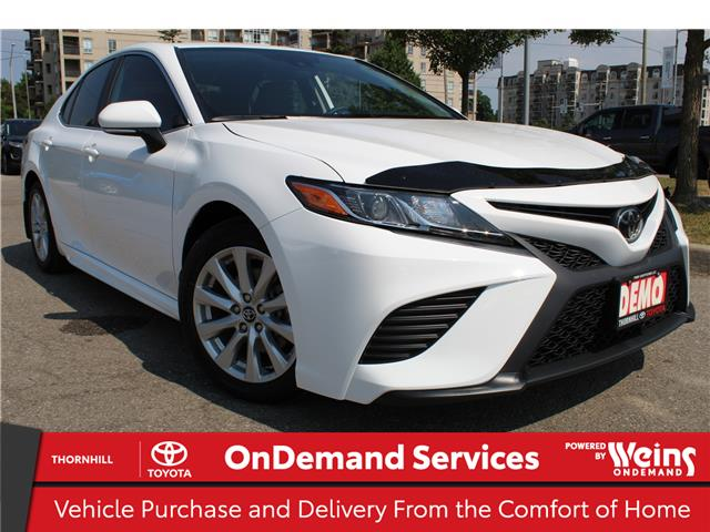 2020 Toyota Camry SE (Stk: 69922) in Concord - Image 1 of 21
